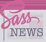 Sass News Logo